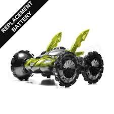 <b>Spare</b> Battery & Charger <b>RC</b> Amphibious Stunt <b>Car</b>