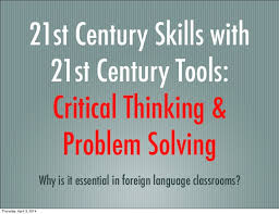 Terrific Mini Guide to Help Students Think Critically  an education post from the blog Educational Technology and Mobile Learning on Bloglovin