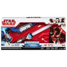 «<b>Игрушечное оружие Star Wars</b> Электронный Световой Меч ...