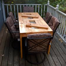 end tables patio and picnics on pinterest buy diy patio furniture