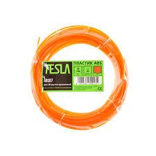<b>ABS</b>-<b>пластик</b> для 3D ручки Tesla ABS07 <b>оранжевый</b> - купить, цена ...