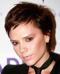 Victoria Beckham Hair. By Julyne Derrick - victoria-beckham-super-short-hair