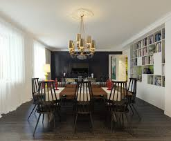 dining room layout listed open