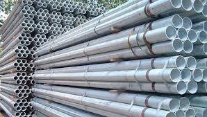 Bảng quy chuẩn trọng lượng và khối lượng ống thép mạ kẽm hòa phát
