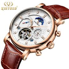 <b>KINYUED</b> Creative <b>Automatic Men</b> Watches 2019 Luxury Brand ...