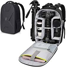 Endurax <b>Camera</b> Backpack <b>Waterproof</b> for <b>DSLR SLR</b> Photographer ...