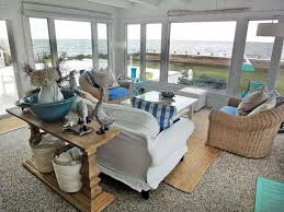 coastal style shabby beach chic decorating ideas house living rooms beach house furniture decor