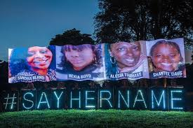 Image result for say her name