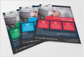 marketing flyer templates  10 marketing flyer templates  psd eps documents amazing