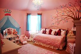 girl room wall decor kids wallpaper