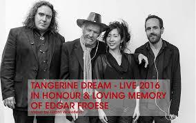 <b>Tangerine Dream</b> | www.<b>tangerinedream</b>-music.com