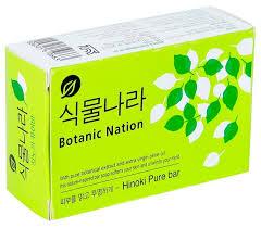 Купить <b>Мыло</b> кусковое CJ <b>Lion Botanical</b> Nation Экстракт ...