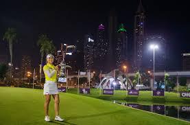 MINJEE WINS <b>IN THE MOONLIGHT</b> - Ladies European Tour