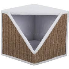 Домик для кошек Trixie <b>Ofelia</b>, размер 40×38×40см., белый ...