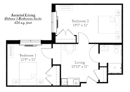 Amusing House Plans For One Bedroom House Also Two Bedroom House    ws small house plan ws ws small house plan  one bedroom
