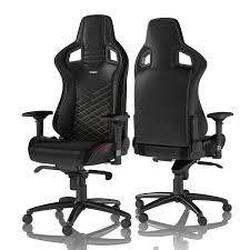 <b>Игровое кресло noblechairs</b> EPIC Black/Gold купить в Краснодаре ...