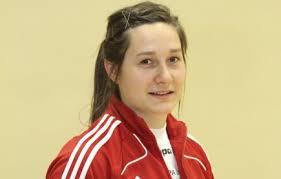 Marie-Camille Provencher jouera au handball en 2012-2013 avec la formation française de Bouillargues. photo Stéphane Champagne - 506426-marie-camille-provencher-jouera-handball