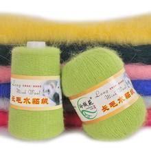 long mink wool