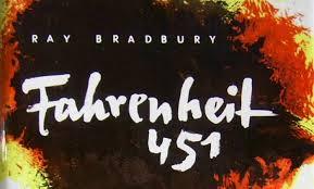 Resultado de imagen de Fahrenheit 451