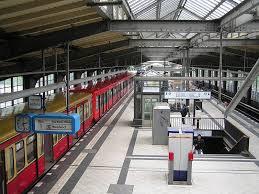 Gare de Berlin Westkreuz