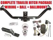 honda trailer wiring harness 2006 2014 honda ridgeline trailer hitch tow kit w wiring harness ball