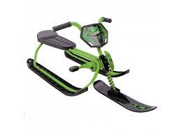 Купить <b>снегокат Snow Moto</b> SnowRunner SR1 зеленый по цене ...