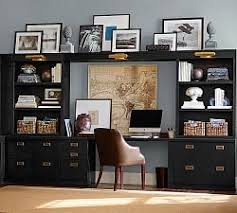 home office furniture desk sets home office desks pottery barn black home office chairs
