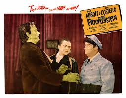 Image result for images of abbott and costello meet frankenstein