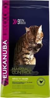 Reviews about <b>Eukanuba Adult Hairball</b> Control