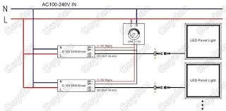 0 10v led panel light manufacturer supplier exporter 0 10v control wiring diagram 2