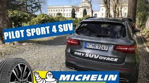 MySUVoyage. Новая спортивная шина <b>Michelin Pilot Sport 4</b> SUV ...