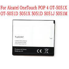 <b>100</b>% NEW <b>Original 2500mAh</b> TLP025H7 TLP025H1 battery for ...