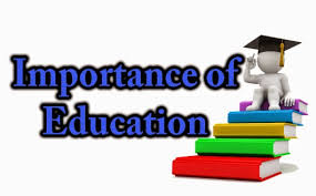 healthy and wealthy know how has no end importance of education