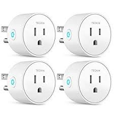 <b>Smart Plug</b> Works with Alexa Google Assistant IFTTT for Voice ...