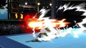 Straight Lunge - SmashWiki, the Super Smash Bros. wiki