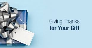 Image result for thanks for the gift