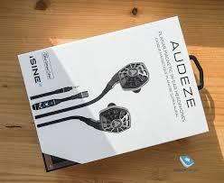 Mobile-review.com Обзор <b>наушников Audeze</b> iSine 10