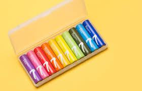 Купить <b>Батарейки Xiaomi</b> Rainbow <b>AAA</b> 10 шт NQD4001RT с ...