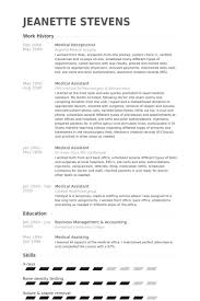 Medical Receptionist Resume Samples - VisualCV Resume Samples Database Medical Receptionist Resume Samples