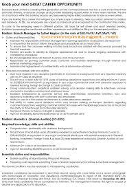 standard bank job circular common target standard bank limited job circular job application process