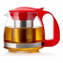 <b>Чайник заварочный</b> Walmer <b>Aster</b>, <b>0.7</b> л, цвет красный ...