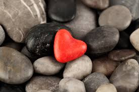Image result for rock heart