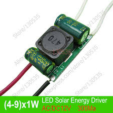 (4 9)x1W Low voltage input AC/DC12V Built in constant current ...