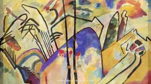 Famous <b>Wassily Kandinsky Paintings</b> - YouTube