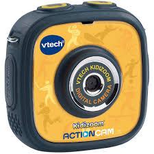 VTech <b>Kidizoom Action Cam</b>, Yellow with Black - Walmart.com ...