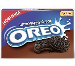 <b>Печенье шоколадный вкус OREO</b>, 228 г