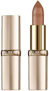 <b>L'Oreal</b> Paris <b>color riche</b> Satin <b>lipstick</b>, 116 Charme Dore: Amazon ...