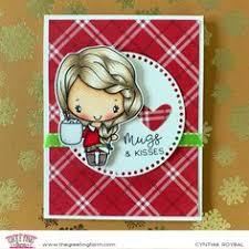 <b>Hugs Kisses Girl Transparent</b> Stamp Clear Stamps for DIY ...