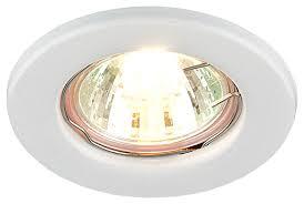 Купить <b>Встраиваемый светильник Elektrostandard 9210</b>, белый ...