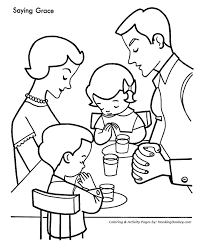 Small Picture Christmas Cookies Coloring Pages Christmas Dinner Grace